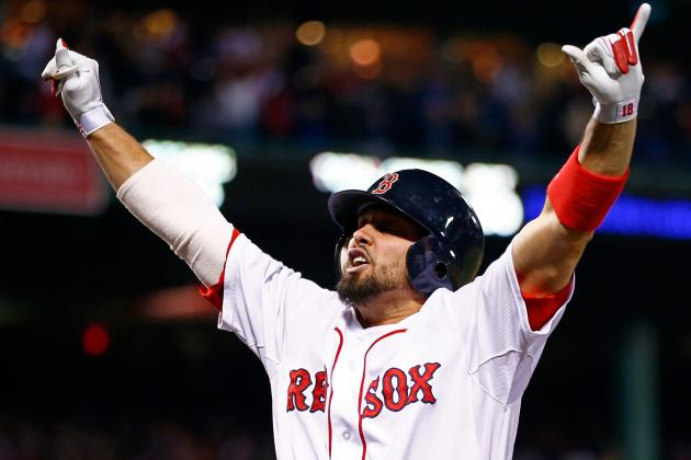 Shane Victorino's Clutch Grand Slam Sends Boston Red Sox to World Series