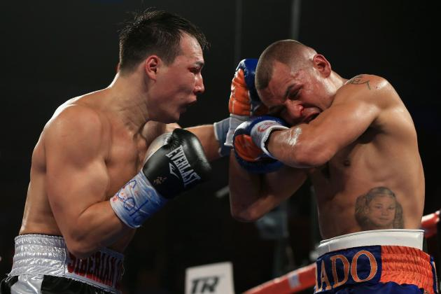 Alvarado vs. Provodnikov: Is Tim Bradley Rematch Next for Russian Star?