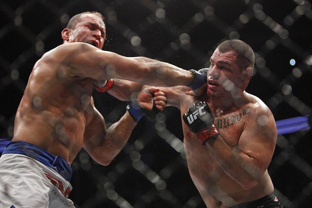 Velasquez vs. Dos Santos 3: Breaking Down the Fightmetric Numbers
