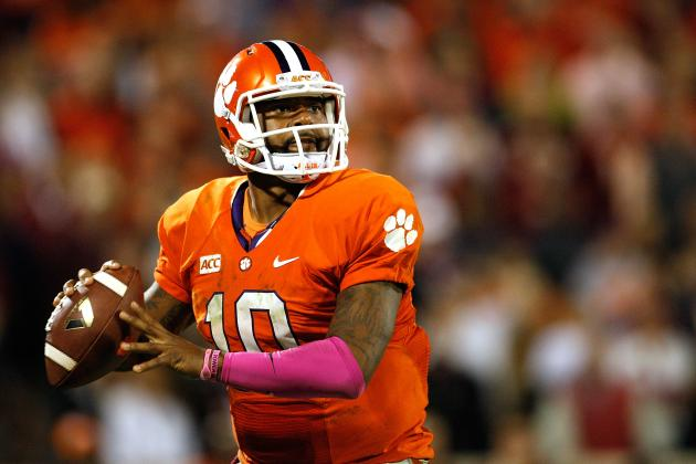 Tajh Boyd's Updated 2013 Heisman Outlook After Loss to Florida State