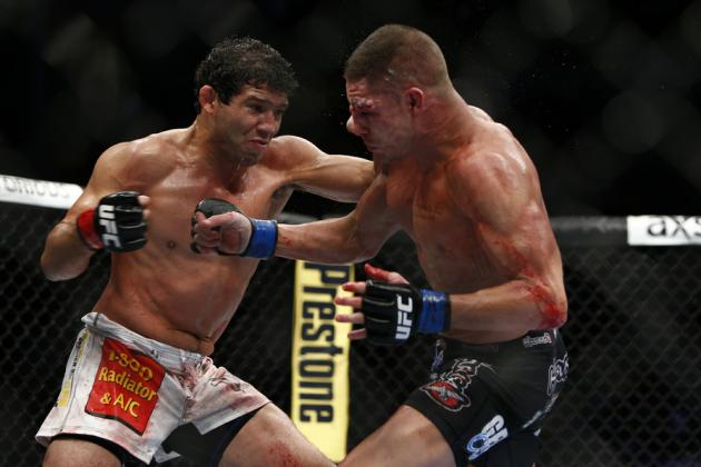 Twitter Reacts to 'Mexican World War' Between Gilbert Melendez vs. Diego Sanchez