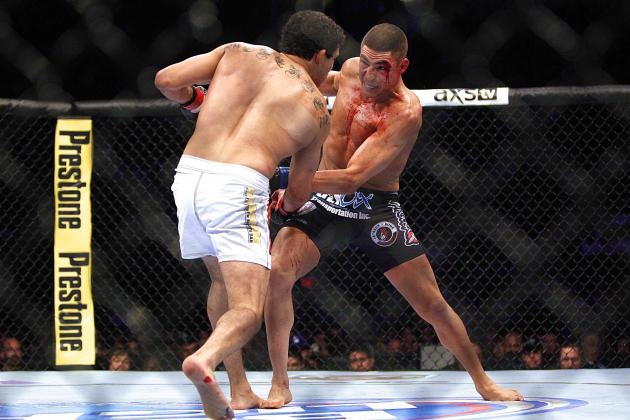 UFC 166 Fight Card: Recapping the Fight Night Bonuses