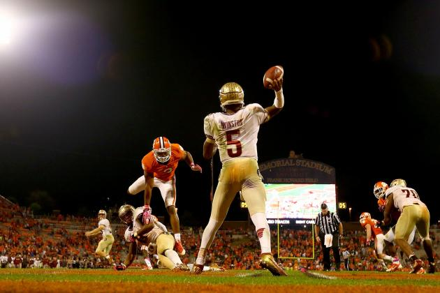 Projected BCS Rankings 2013: Biggest Winners from Saturday's Action