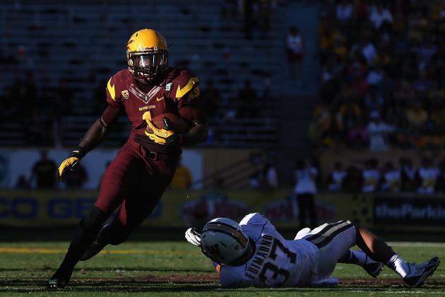 Arizona State Football: Sun Devils Still in Driver's Seat for Pac-12 South Crown