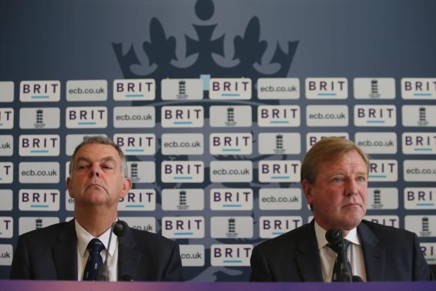 Who Is the New Managing Director of England Cricket?