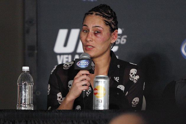 UFC 166: Is Jessica Eye a Threat to Ronda Rousey?