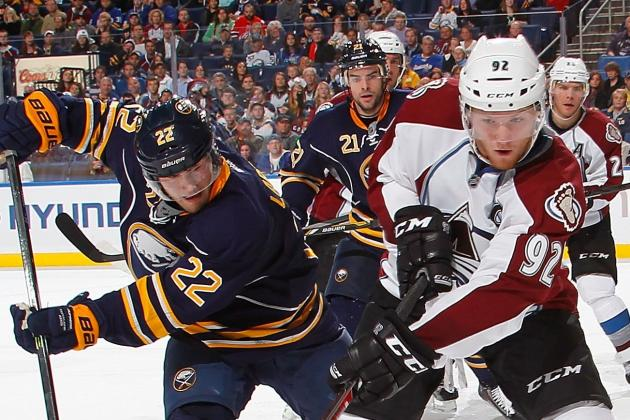 Sabres' Struggles Continue with Loss to Avalanche