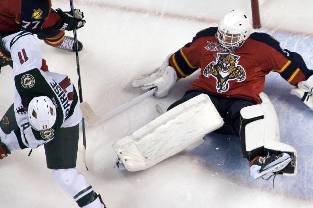 Panthers Top Wild in Shootout