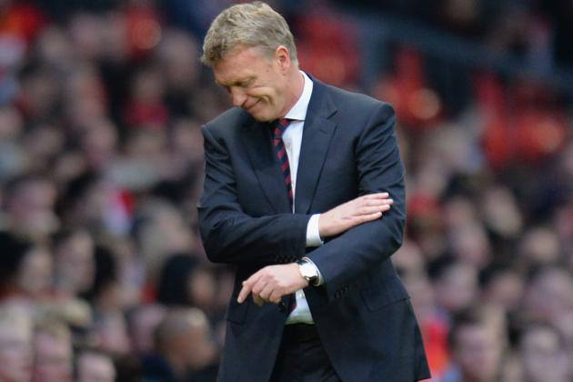 David Moyes Struggling to Step out of Sir Alex Ferguson's Shadow at Man United