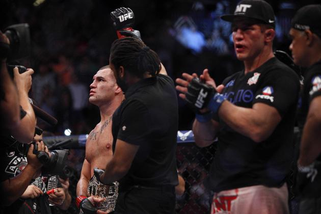 Velasquez vs. Dos Santos 3 Proves to Be a One-Sided Trilogy