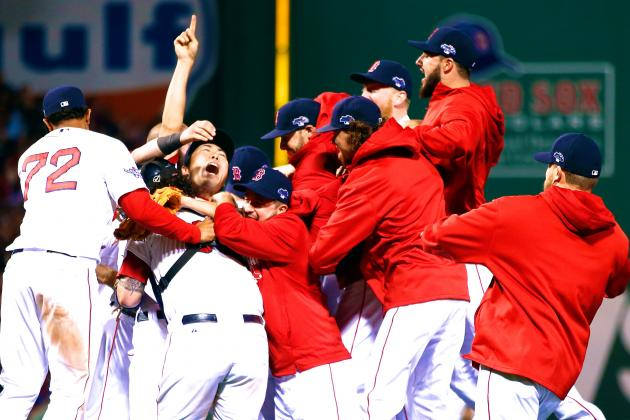 Red Sox's World Series Run Shows Difference Between Spending Big, Spending Smart