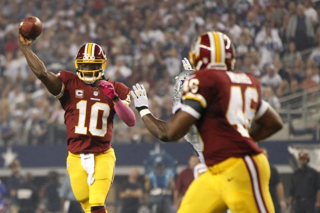 Redskins Defeat Bears: Final Grades and Analysis for Washington