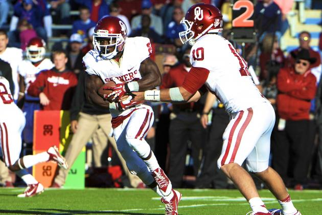 Oklahoma vs. Kansas: What Has Happened to the Sooners Offense This Year?