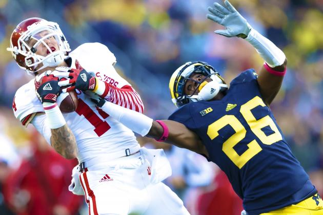 Gardner, Gallon Answer Critics. Michigan Defense? Not so Much