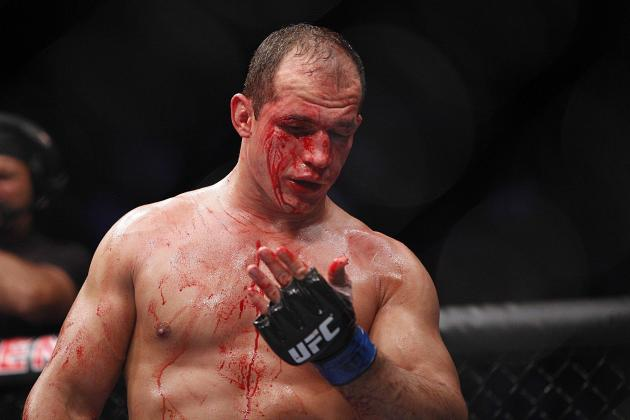Junior Dos Santos Next Fight: Who Makes the Most Sense for the Battered Warrior?