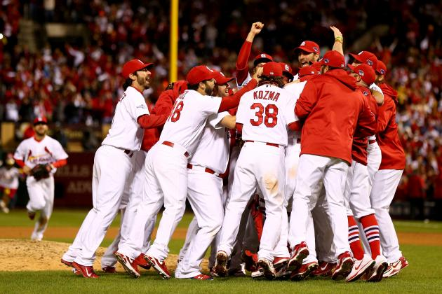 World Series Schedule: Crucial TV Coverage, Info for Cardinals vs. Red Sox 2013