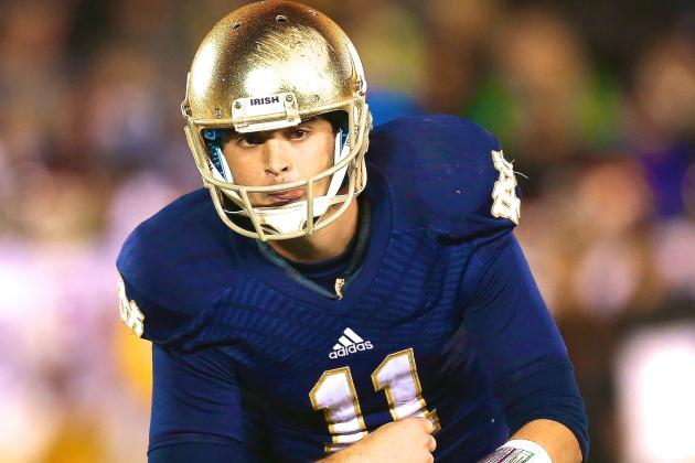 Victory over USC Shows Notre Dame QB Tommy Rees Doesn't Get Enough Credit
