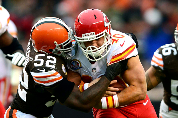 Peyton Hillis Might Play Bigger Role with Brandon Jacobs Injury