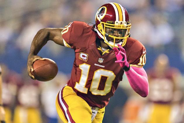 Chicago Bears vs. Washington Redskins: Live Score and Analysis for Washington
