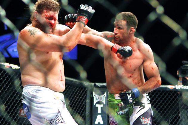 Cain Velasquez's Next Fight: Dana White Says Fabricio Werdum 'Makes Sense'
