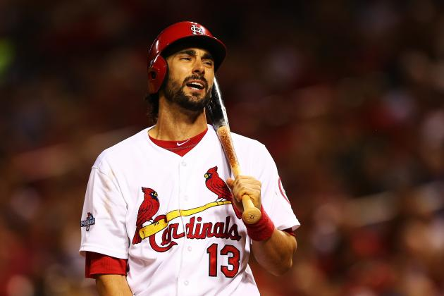 World Series 2013: Struggling Players Who Must Step Up in Cardinals vs. Red Sox