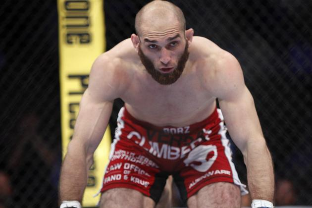 UFC 166: Adlan Amagov Is the Latest in MMA's Russian Invasion