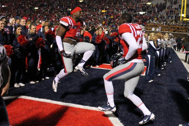 Ole Miss Football: Drive, Determination, Heart Recipe to Upset Special over LSU