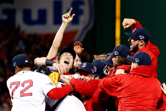 MLB Playoffs 2013: Predicting Cardinals vs. Red Sox World Series