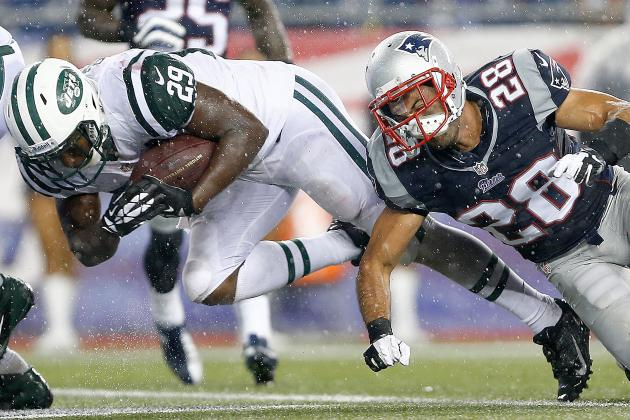 New England Patriots vs. New York Jets: Live Grades and Analysis for New York