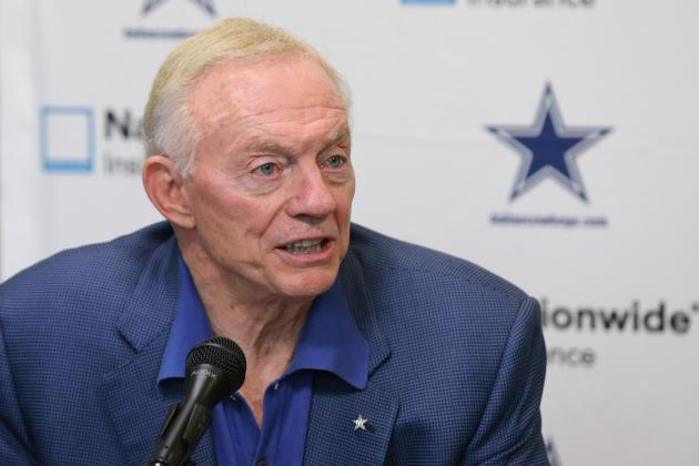 Dallas Cowboys' 2014 Salary-Cap Situation Reportedly a 'Train Wreck'