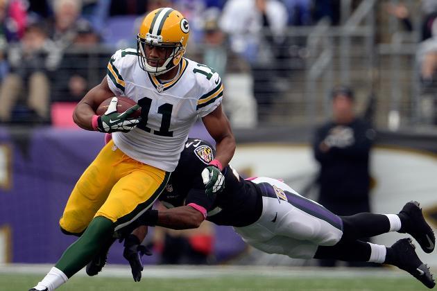 Jarrett Boykin Is Risky Fantasy Start Despite Packers' WR Injuries