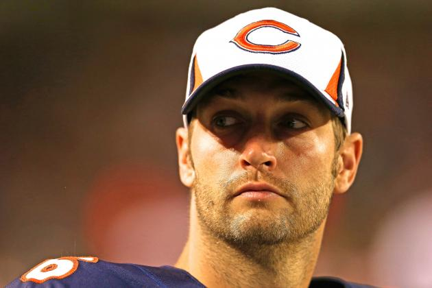 Jay Cutler Injury: Updates on Bears QB's Groin