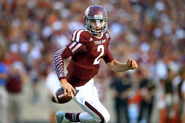Johnny Manziel Should Remain in Heisman Race Despite Texas A&M's Losses