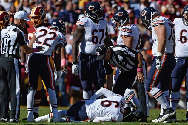 Bears vs. Redskins: Final Grades and Analysis for Chicago