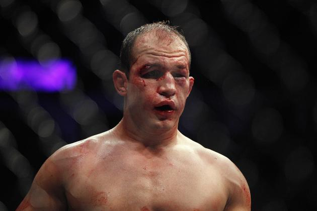 Cain Velasquez vs. Junior Dos Santos 3: What Went Wrong for the Challenger?
