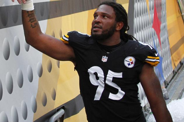 Jarvis Jones Among Inactives vs. Ravens