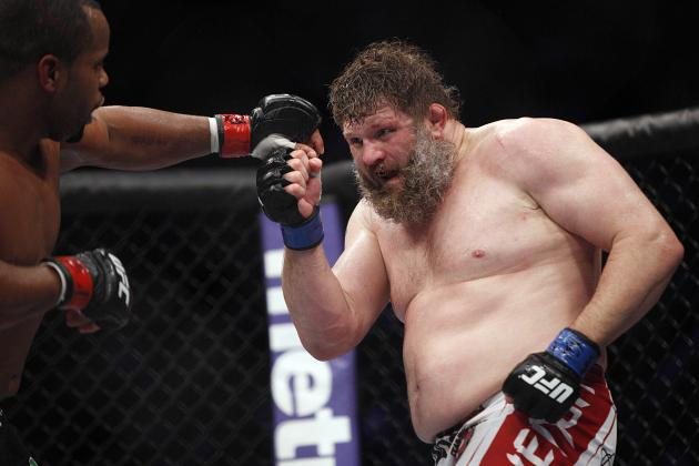 UFC 166: Biggest Losers from Saturday's PPV