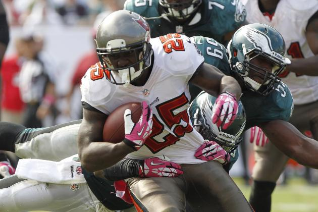 Brian Leonard vs. Mike James: Fantasy Value After Doug Martin's Injury