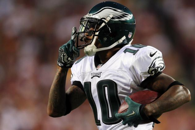 DeSean Jackson Injury: Updates on Eagles WR's Ankle