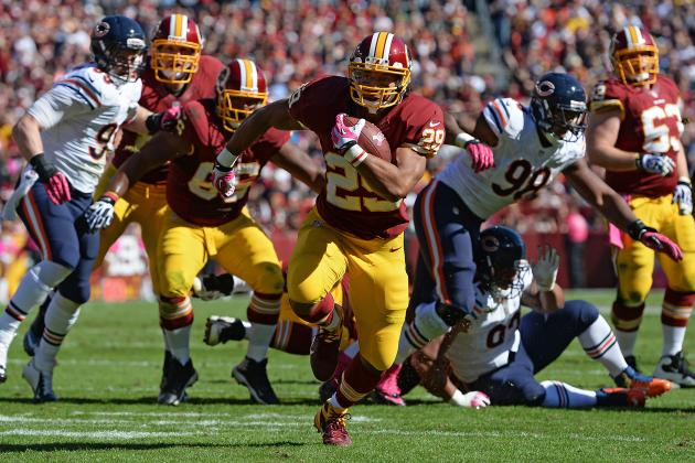 Roy Helu's Instant Fantasy Reaction After Week 7