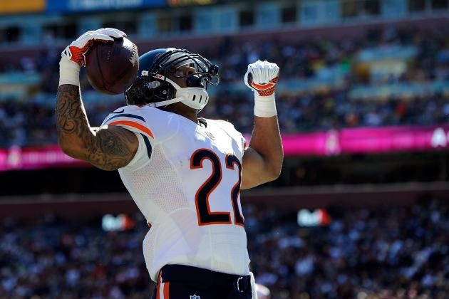 Matt Forte's Instant Fantasy Reaction After Week 7