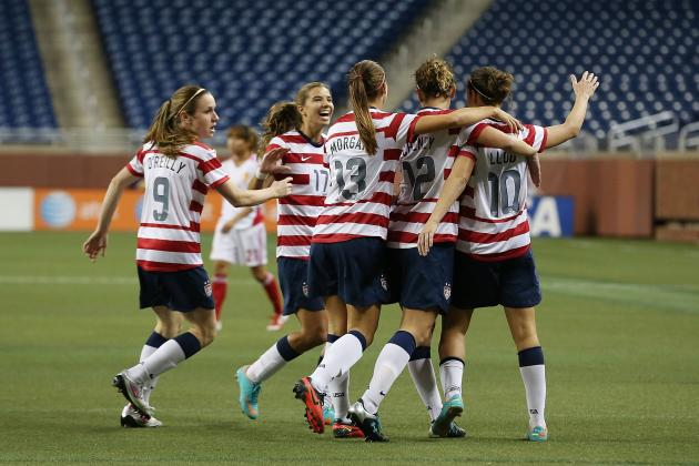 USA vs. Australia Women's Soccer: Score, Grades and Post-Match Reaction