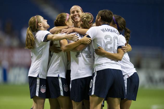 USWNT: Plethora of Talented Attackers Causing Unintended Problems