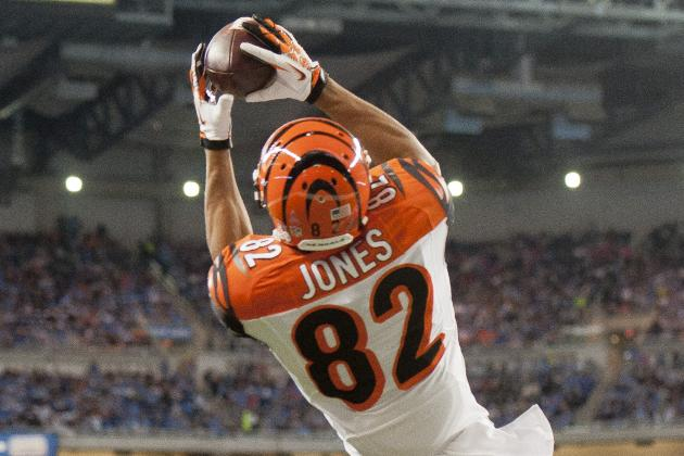 Cincinnati Bengals vs. Detroit Lions: Live Score, Highlights and Analysis
