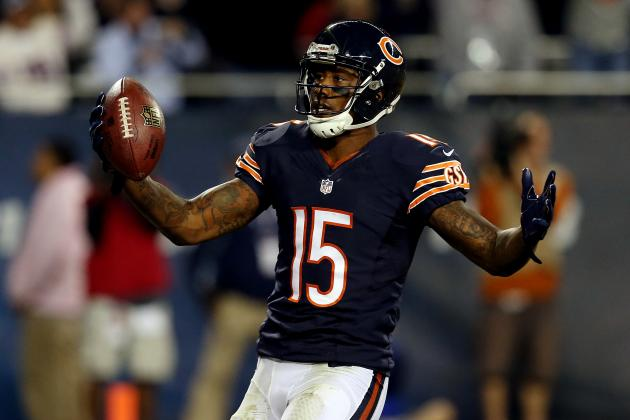 Brandon Marshall Injury: Updates on Bears WR's Status, Likely Return Date