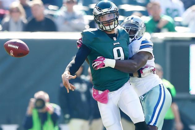 Banged-Up Cowboys Beat Foles, Eagles