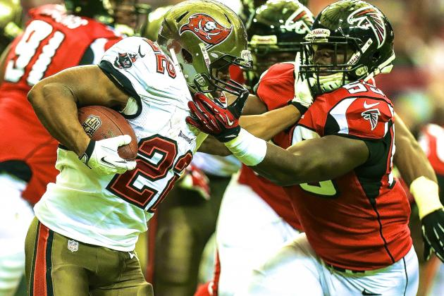 Doug Martin Injury: Updates on Buccaneers RB's Shoulder Recovery