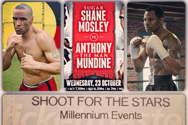Shane Mosley vs Anthony Mundine: Fight Time, Date, Live Stream, TV Info and More