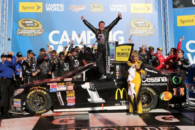 Camping World RV Sales 500 at Talladega: Live Results, Updates and Analysis