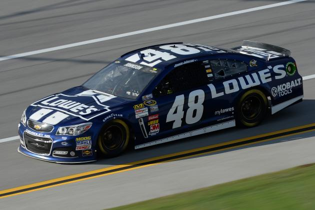 NASCAR Chase Standings 2013: Updated Rankings After Camping World RV Sales 500